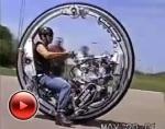 McLean V-8 Monocycle wypadek