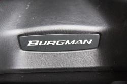 Burgman 400 Suzuki logo