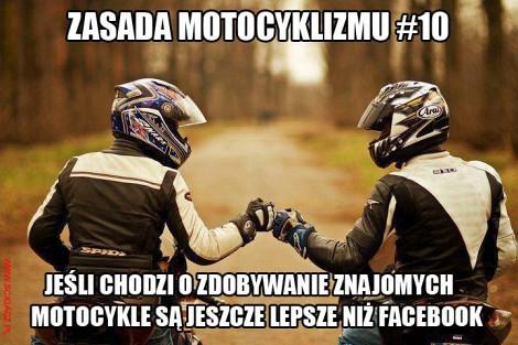 Zasada Motocyklizmu 10