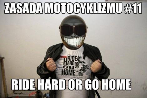 Zasada Motocyklizmu 11