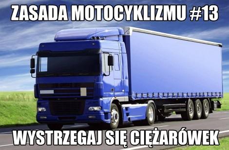 Zasada Motocyklizmu 13