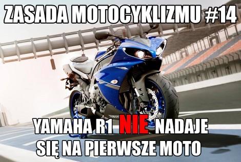 Zasada Motocyklizmu 14