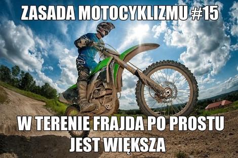 Zasada Motocyklizmu 15