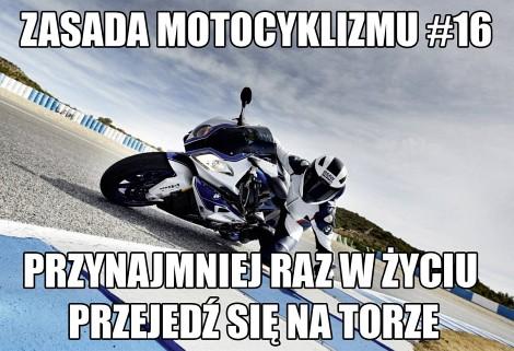 Zasada Motocyklizmu 16