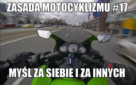 Zasada Motocyklizmu 17