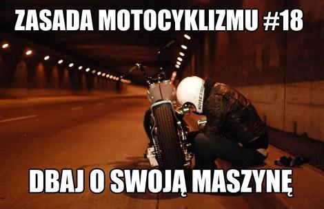 Zasada Motocyklizmu 18
