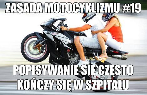 Zasada Motocyklizmu 19