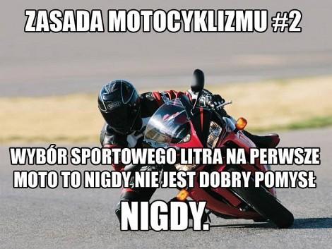 Zasada Motocyklizmu 2