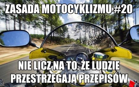 Zasada Motocyklizmu 20