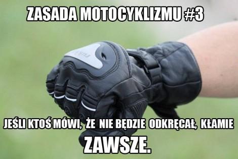 Zasada Motocyklizmu 3