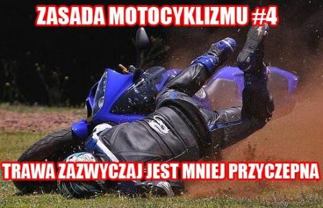Zasada Motocyklizmu 4