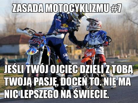 Zasada Motocyklizmu 7
