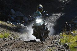 BMW GS Trophy 2014 trasy ATV