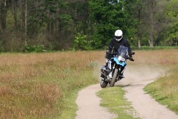 Powerslide BMW R1200GS