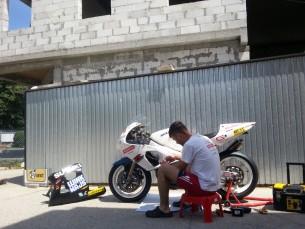 motoyoungtimer 2015 przygotowanie motocykla