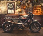 Konkurs Scrambler Custom Rumble 86 gear