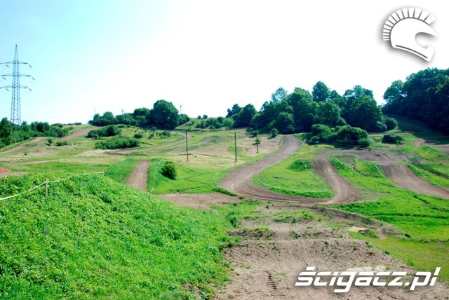 Tor Motocrossowy Cieszyn