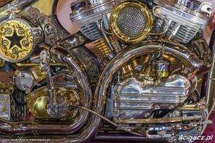 Custom wystawa motocykli expo Warszawa 2016