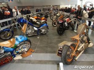 Konkurs Customow Motor Show Poznan 2013