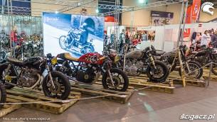 Konkurs Customow wystawa motocykli expo Warszawa 2016