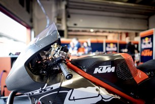 KTM RC16 Box Mugello 2016 1