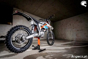 KTM Freeride E SX EXC stand