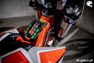 KTM Freeride E electric dirtbike E SX E XC battery