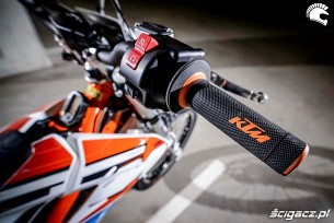 KTM Freeride E electric dirtbike E SX E XC dash