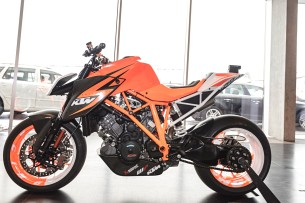 super duke r prototyp