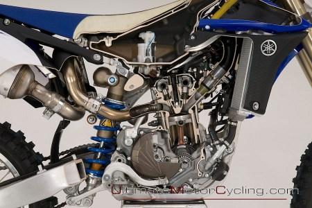 2010 Yamaha YZ450F 2