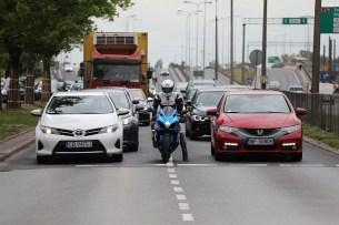 korek motocykl