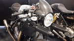 motocykl z karabinem maszynowym