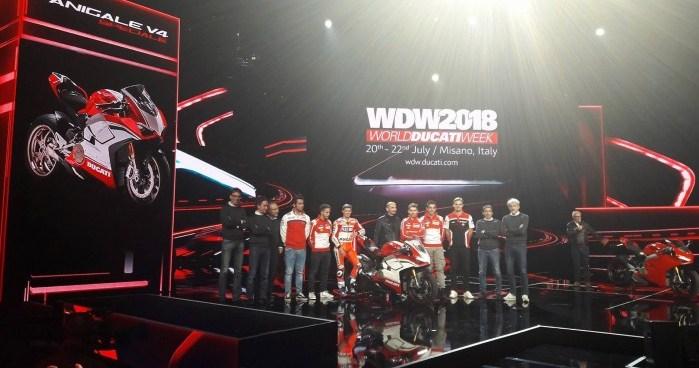 6a Ducati Panigale V4 prezentacja