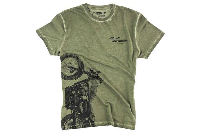 Tshirt TRIUMPH 10