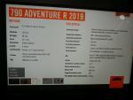 adventure 790 dane techniczne