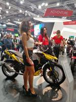 motocykl sym 2019