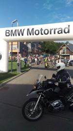 BMW Motarrd GS Challenge 2018