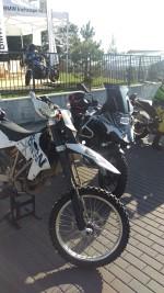 GS Challenge 2018 motocykle