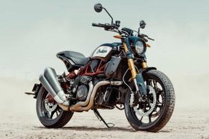 2019 Indian FTR1200 S