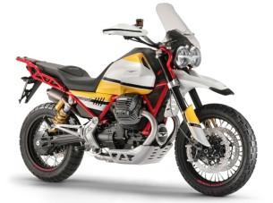 Moto Guzzi V85 10