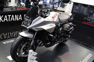 Nowe Suzuki Katana 2019