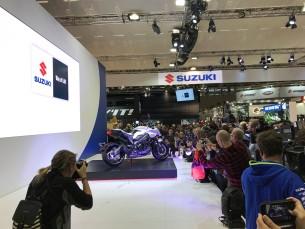 Prezentacja Suzuki Katana 2019