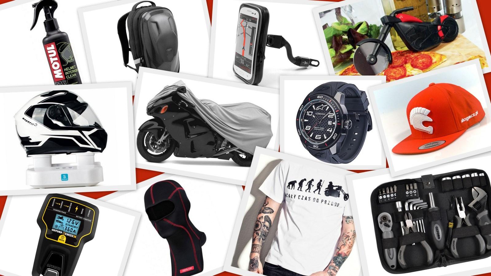 Jaki Prezent Dla Motocyklisty 16 Pomyslow Na Kazda Kieszen