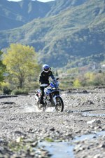 offroad na sycylii africa twin metzeler