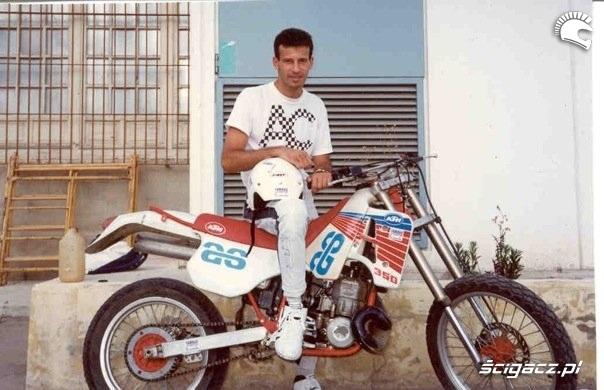 1990 ACFarias KTM 350 Hiszpania