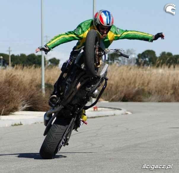 2010 Kawasaki 646 no hander circles