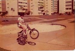 1976 ACFarias jazda na rowerze