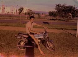 1981 Yamaha RD 50