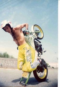 1990 Brazylia Yamaha DT180