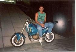 1992 AcFarias Gilera125 Barcelona